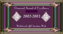 Web Jewels Diamond Award